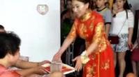 新娘结婚要收这么多礼金! 老铁你们那边收多少?