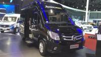物流行业大的老板都只买这车 低端车渐渐退出市场福田图雅诺迎来市场机遇