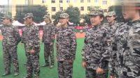 太震撼! 呼和浩特某学校军训时发生的一幕……