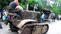 各种老式的拖拉机, 你见过么
