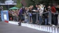 滑板障碍的最快世界纪录, 太牛了