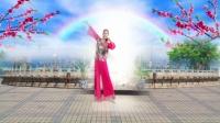 建群村广场舞形体舞《碎心石》2017年最新广场舞带歌词