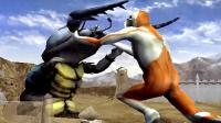 奥特曼怪兽大作战, 初代奥特曼大战透明怪兽、磁力怪兽娱乐解说
