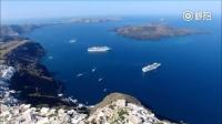 美cry,再华丽的语言也形容不了它的美!圣托里尼岛·爱琴海。带上心爱的人一起去
