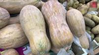 你知道怎么样在超市挑南瓜大蒜吗? 教你一个正确的方法
