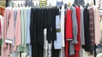 阿邦服装批发8.26-4时尚品牌 温馨彩孕坊 连衣裙30件起批, 码子最大到XL或XXL