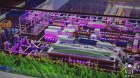 2017世界机器人大会 LED沙盘展示