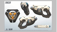 Maya次世代武器高模制作流程1 手枪