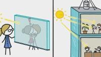 【分钟地球】太阳能电池板窗户? 未来几年有望实现@柚子木字幕组
