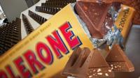 情人节巧克力自动化加工全过程, 看着就很想吃一口!