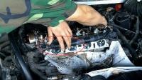 私家车有机碳该怎么清理? 老司机教你一招, 比4S店的效果强百倍