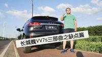 【集车】长城魏 VV7s 三部曲之缺点篇