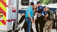 枪击! 一名男子在美国新墨西哥州图书馆内开枪致2人死亡