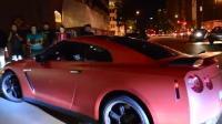 街头拉风炫酷 夜晚街拍各类高性能车