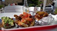 【街拍美食】好莱坞的街头快餐
