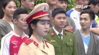 越南女兵格斗表演, 果真有两把刷子