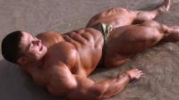荷尔蒙爆棚的英国WBFF世界顶级肌肉男模大赛