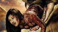 恐怖电影《巨蟒惊魂》, 大学生在丛林中遭到巨蟒袭击, 肝颤!