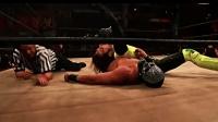 3对3摔角比赛, 其技术含量完爆WWE