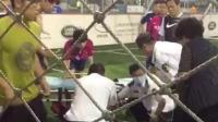 悲剧! 前甲A上海中远俱乐部总经理王国林踢球猝死