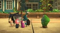 爆笑虫子: 虫子复仇者联盟, 小黄是绿巨人, 最后还是把钢铁侠跺了