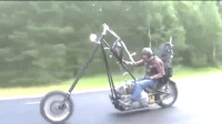 """国外的那些""""变态""""摩托车改装, 有的能躺着骑!"""