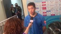乒乓球团体赛, 上海迎来关键战, 许昕赛后采访