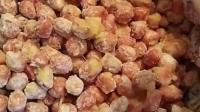 九妹美食视频: 自作香酥脆花生米, 好吃又简单的美食