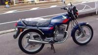 """农村倒闭的摩托车店寻来""""本田王""""摩托车, 圆了年轻人的摩托梦"""