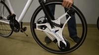 一个发明让自行车秒变电动车, 废旧自行车终于焕发生机!