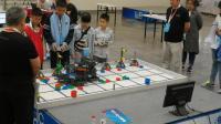 2017世界机器人大赛VEX IQ项目Ringmaster环环相扣决赛9