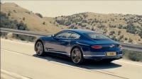第三代宾利欧陆GT来了! 6.0L双涡轮增压W12发动机!