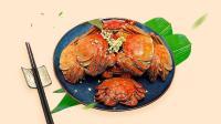 清蒸, 盐焗大闸蟹制作教程, 没想到这么简单快手?