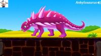 恐龙化石挖掘 侏罗纪恐龙化石挖掘 侏罗纪世界恐龙公园 永哥玩游戏