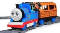 托马斯找胖先生1-10托马斯小火车图片大全