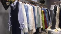 华荣服饰17品牌尾货女装精品衬衣两件套超值组合包视频实拍走份