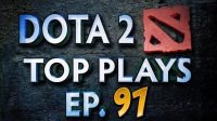 Dota 2 Top Plays - Ep. 97