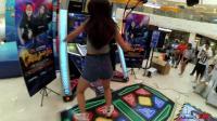 【CGL传达室】跳舞机长腿女神PK金泫雅超火单曲《Red》, 性感又可爱