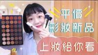 【Meg Lu】平价彩妝新品Get Ready With Me! Colourpop遮瑕膏和刷具值得買嗎?