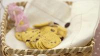 年糕妈妈教你做宝宝辅食: 蔓越莓黄油饼干