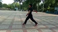 北京大兴蒋宇-自由鞭法练习
