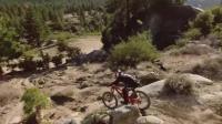 高手山地自行车极限运动