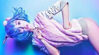 Angelababy杨颖美女内衣丝袜性感诱惑超清写真视频集再现魔鬼身材吻戏_01(6)