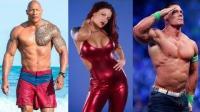 Top 50 WWE 摔角手 过去与现在的变化|健身健美视频