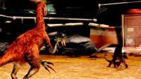 侏罗纪世界 恐龙公园 恐龙格斗 恐龙战争恐龙王朝恐龙争霸赛侏罗纪公园一品带屌将军