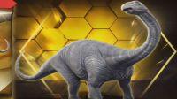 远古猛兽 强大的机械长颈龙 恐龙乐园恐龙公园侏罗纪世界恐龙格斗变形恐龙机器人组装