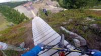 山地自行车的极限挑战