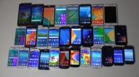 三星手机全家桶, 用过超5款的, 人已经老了看看你用过几款?