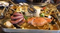 海鲜大杂烩 来釜山必吃的大盘海鲜