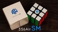 GAN356 air sm 3阶加磁魔方磁力定位